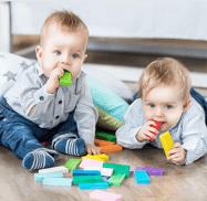 Развития ребенка в9 месяцев