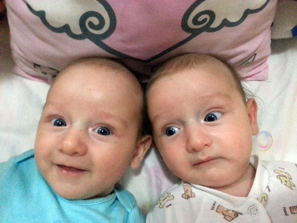 счастье беременности мои дети