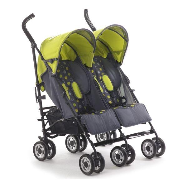 коляски для близнецов