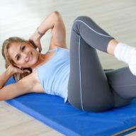 восстанавливаем живот упражнениями