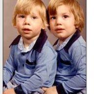 братья Кутчеры в детстве