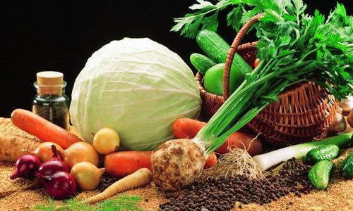 глутамат овощи