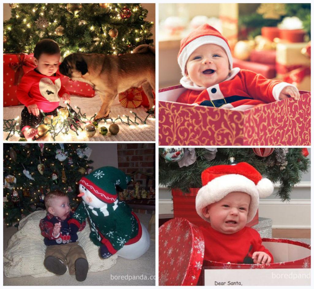 рождественские фото