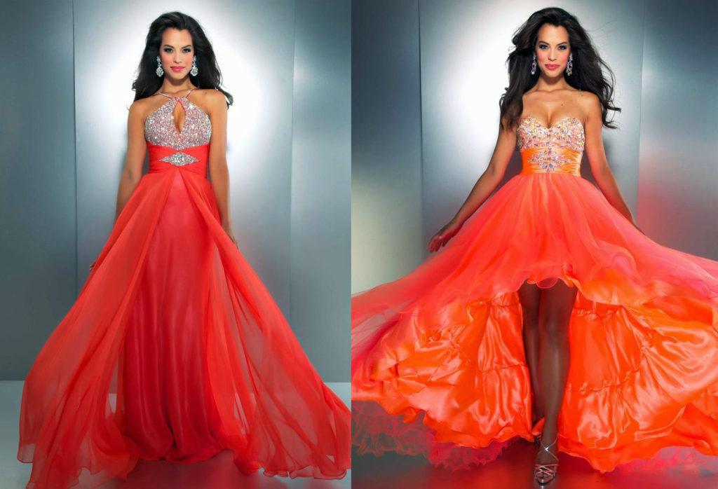 цвет платьям в новый год