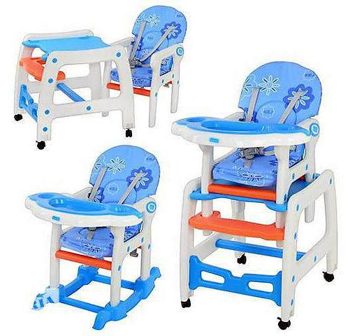 трансформер стул для кормления
