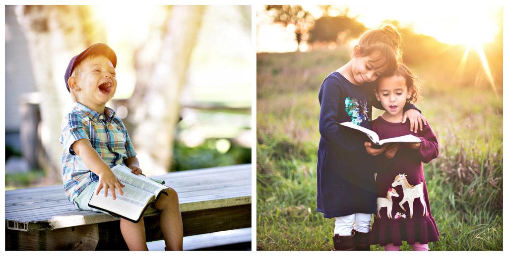 чтение книг для детей