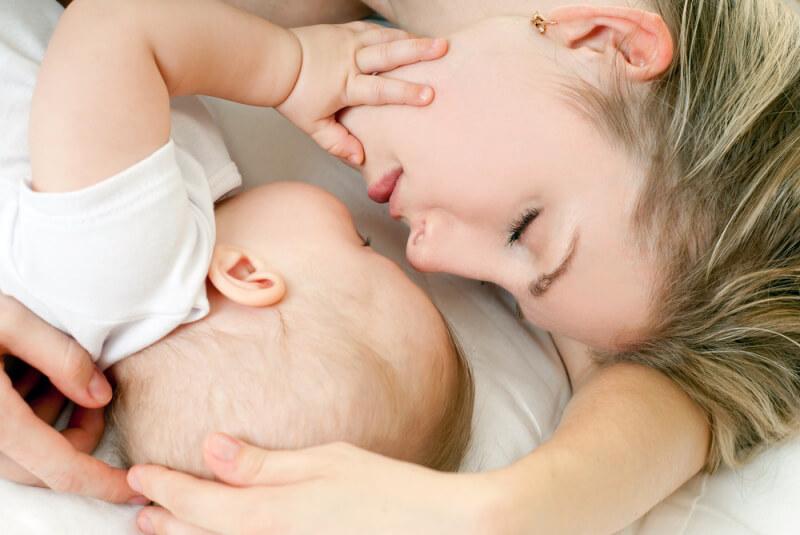 любимый ребенок фото