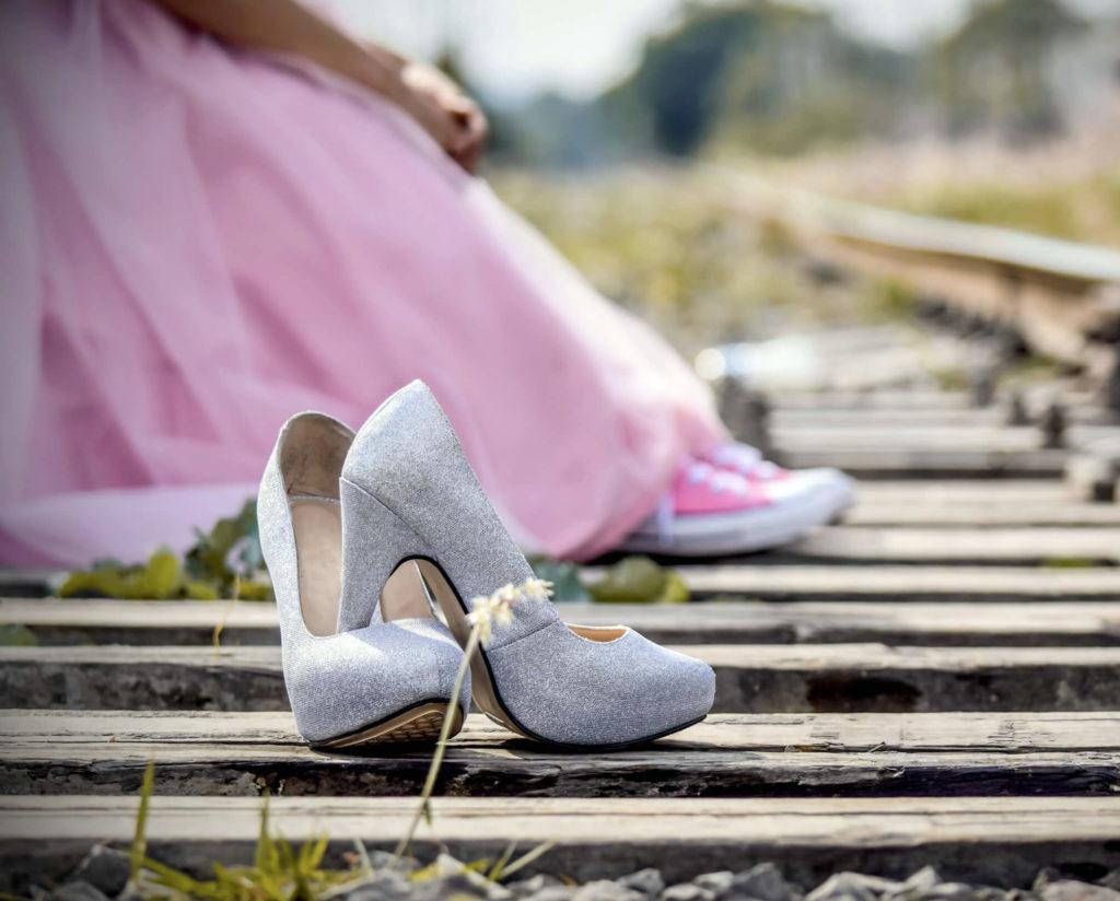 долго ходить на каблуках