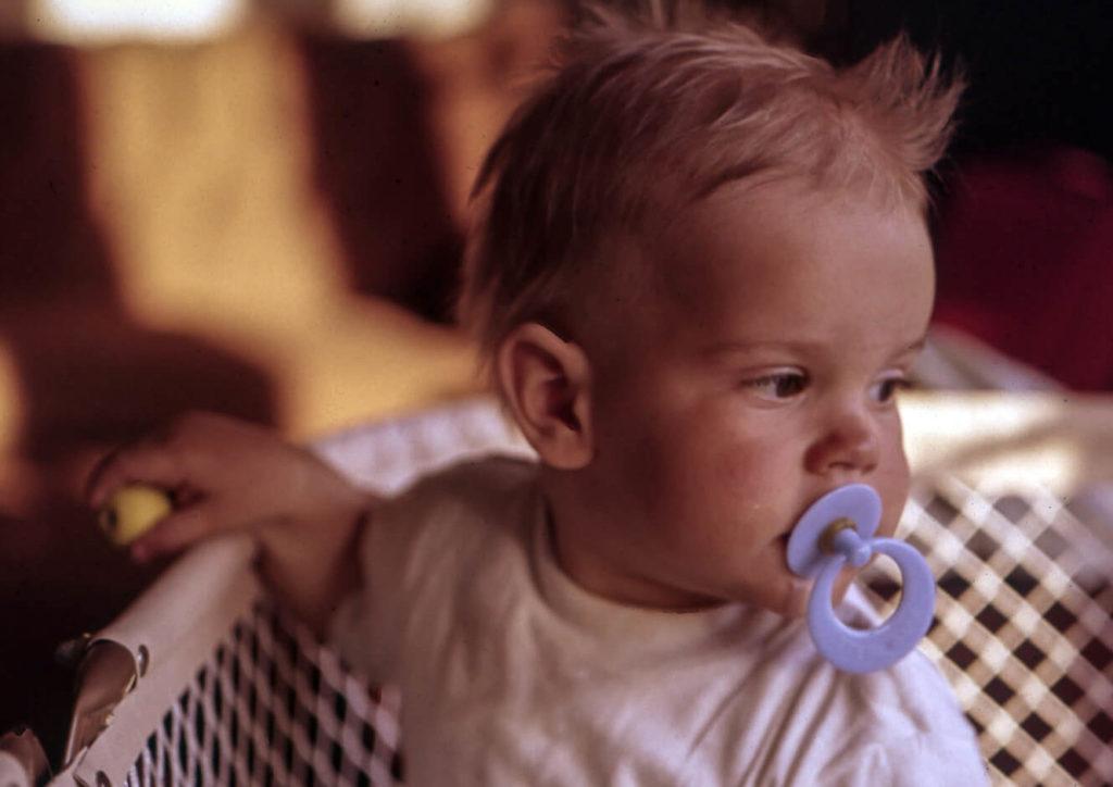 соска и новорожденный фото