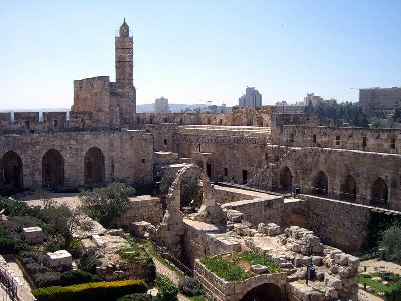 Музей Башня Давида Иерусалим