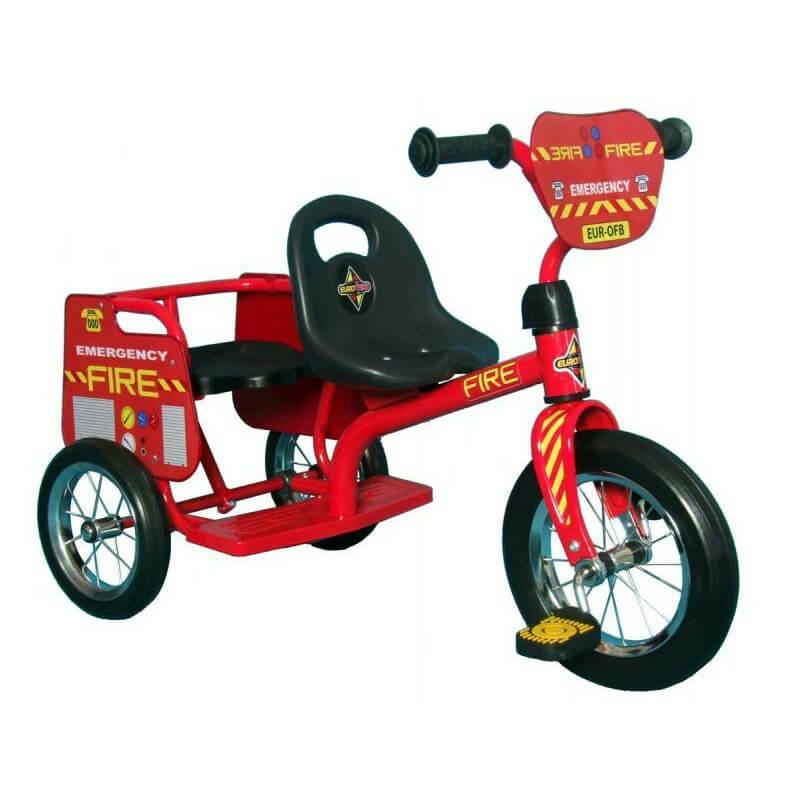Eurotrike Fire Tandem Trike