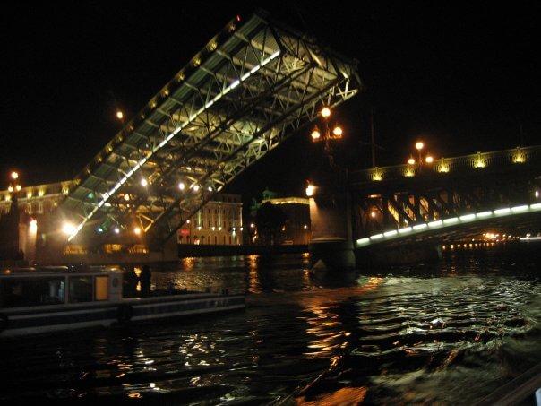 Мосты Санкт-Петербург