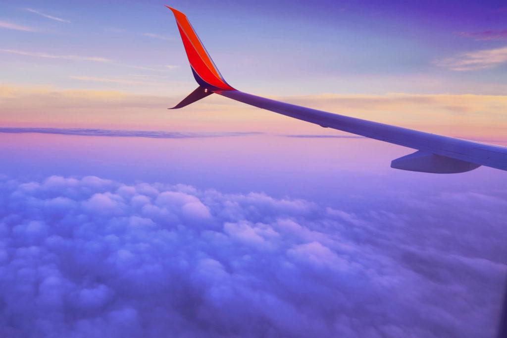 летать самолетом