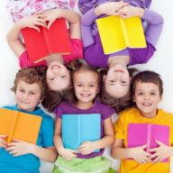 дети читают