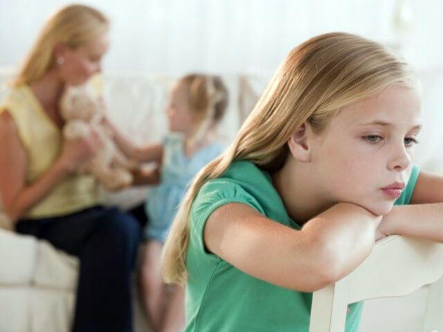 родители игнорируют ребенка