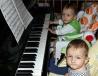 маленькие пианисты
