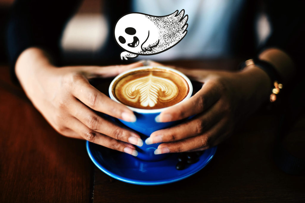 ни грамма кофеина