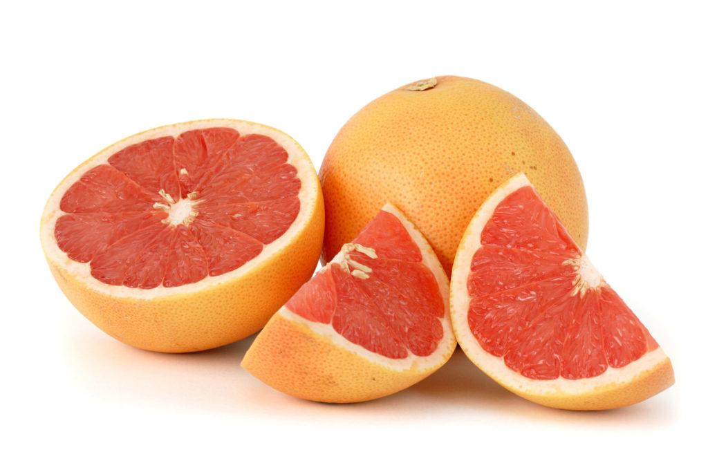 цедра грейпфрута