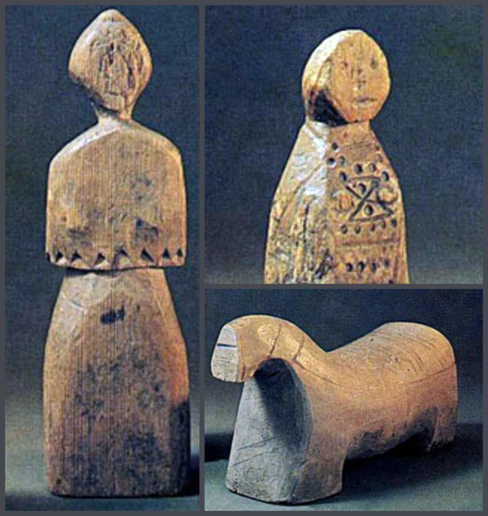 игрушки в древней Руси