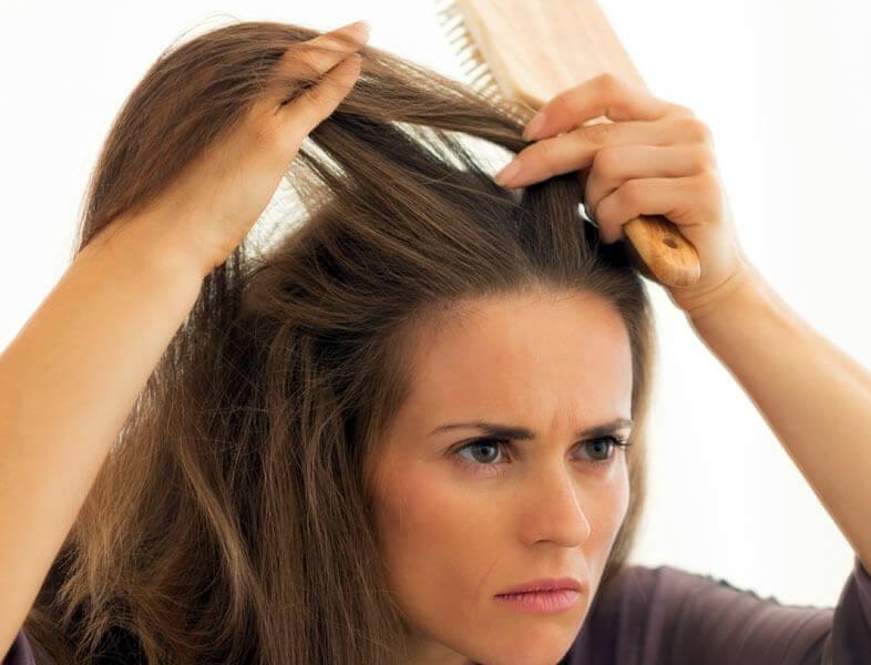 седые волосы появляются в разном возрасте