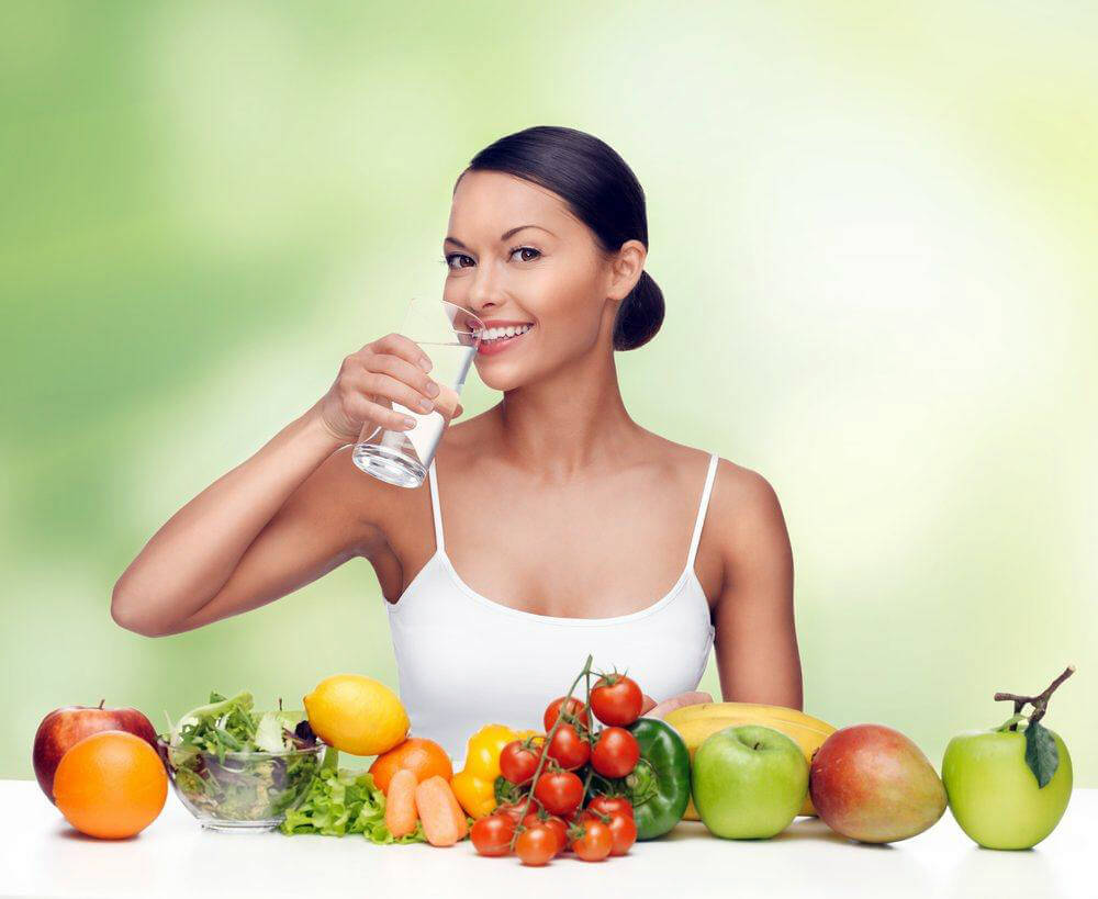 правильно питаться без диет