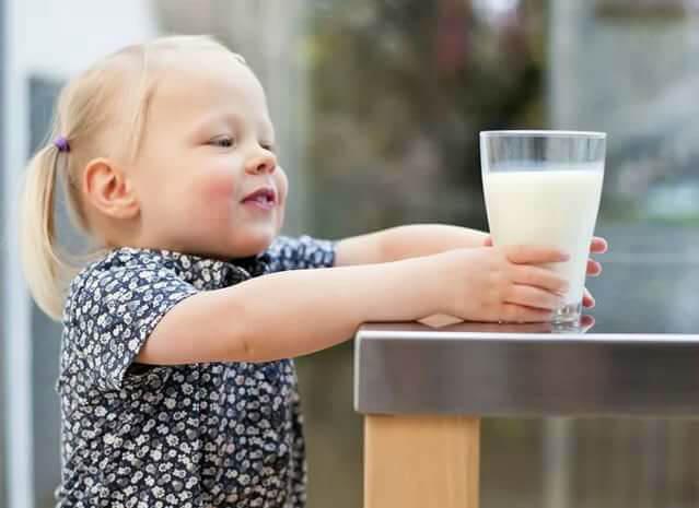 полезное молоко