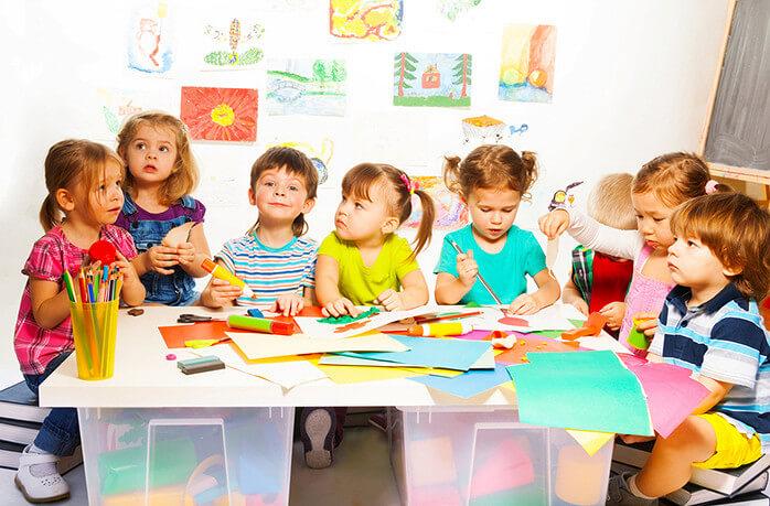 детский сад для детей