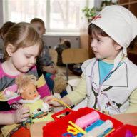 Как не заболеть в детском саду. Профилактика простуды, гриппа
