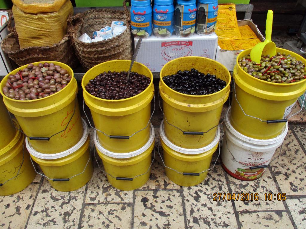 оливки в продаже