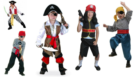 пираты ребята