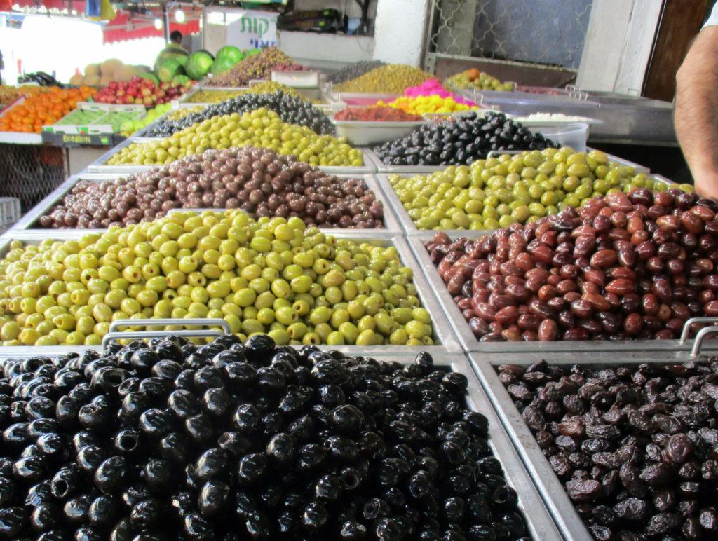 разновидность оливок