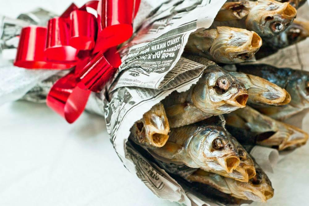 Рыба папе в подарок 406