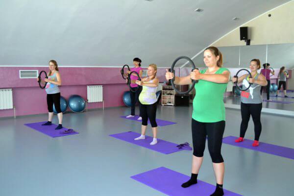 тренировки для беременных