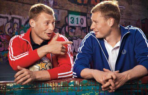 братья Березуцкие