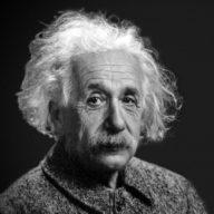 гений Эйнштейн фото