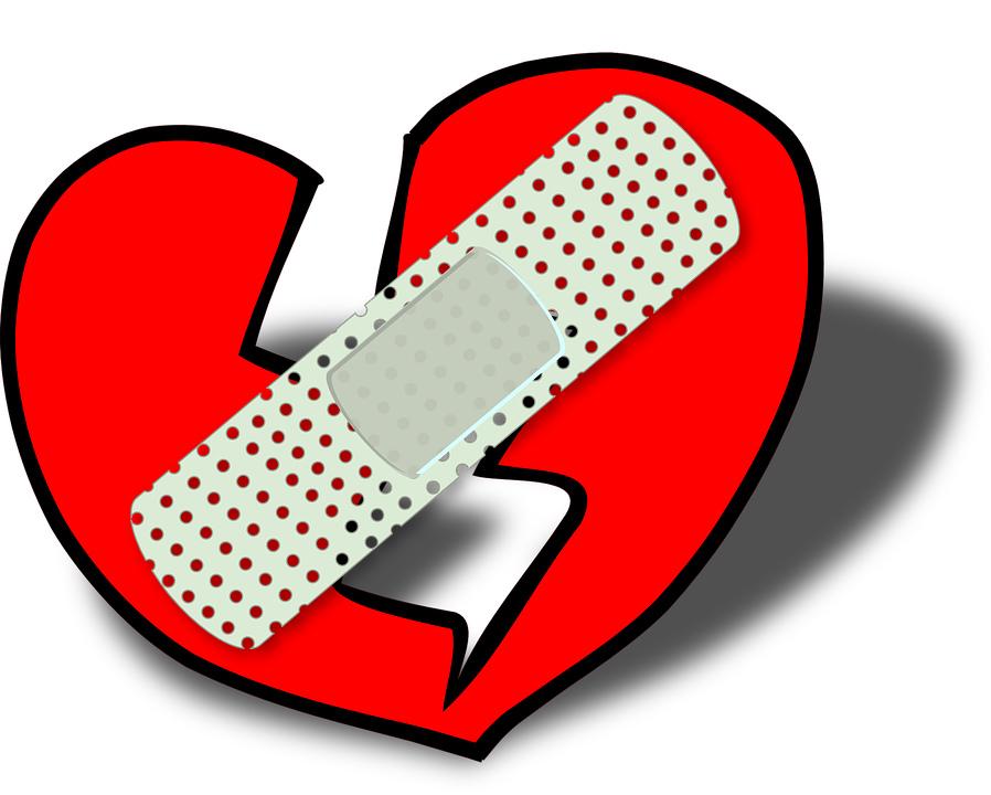 сломанное сердце