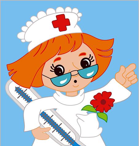 картинка медик