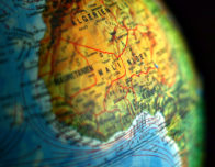 глобус фото Нигерия