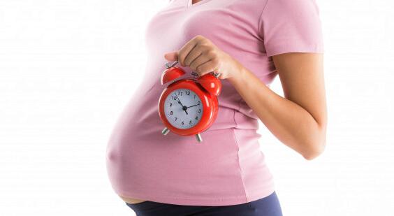 часы беременность фото