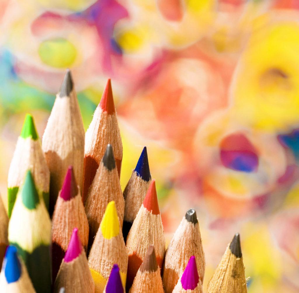 фото карандаши