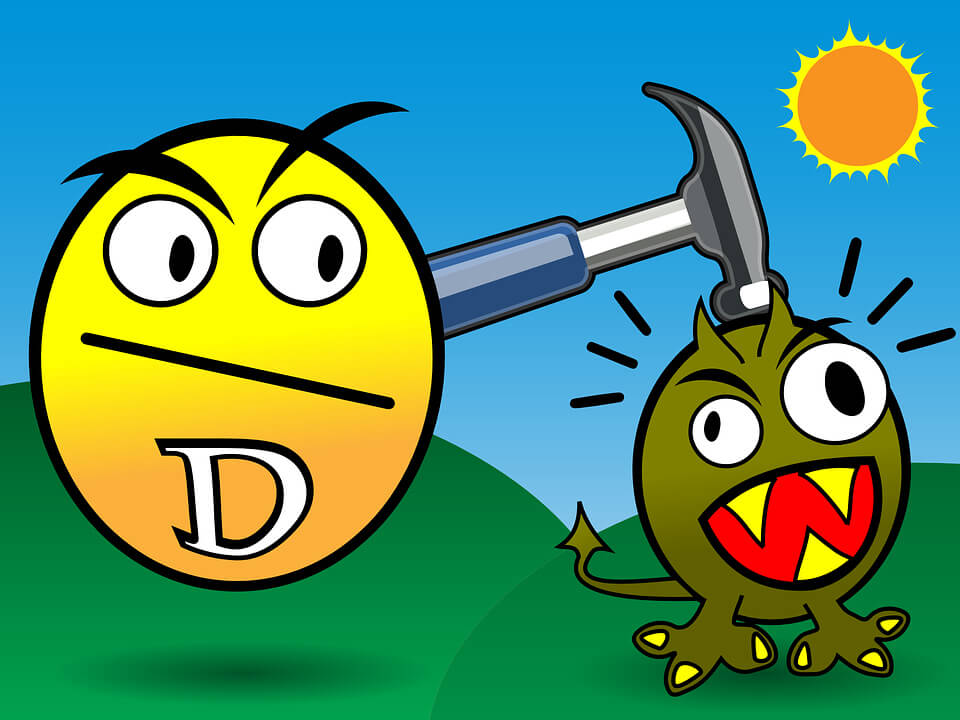 картинка витамин В против вирусов