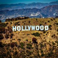 фотография надписи Hollywood