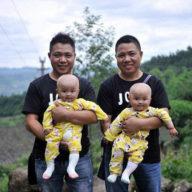 фото близнецы из Кандидо Годои