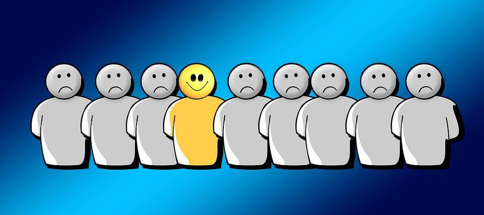 индивидуальность среди всех