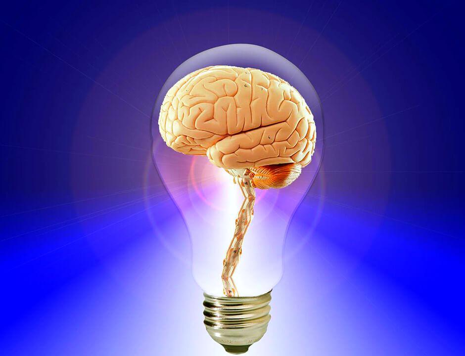 опыты мозг и лампочка