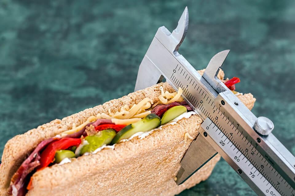 фото размер бутерброда