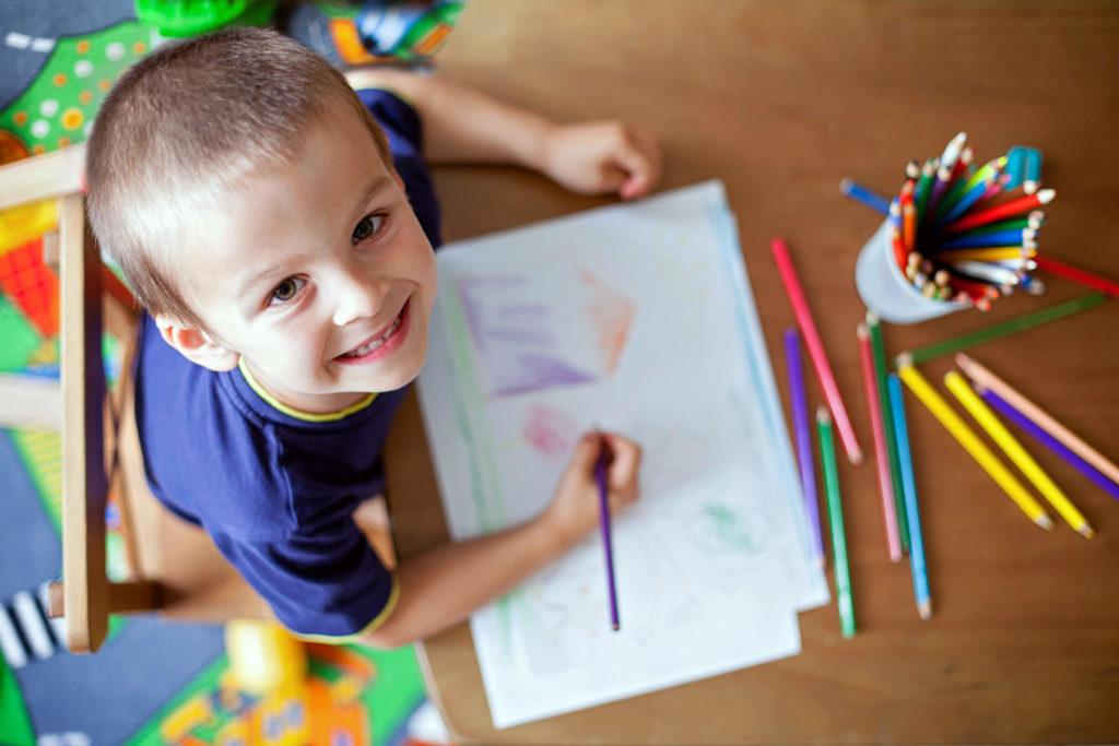 фото рисунок ребенка