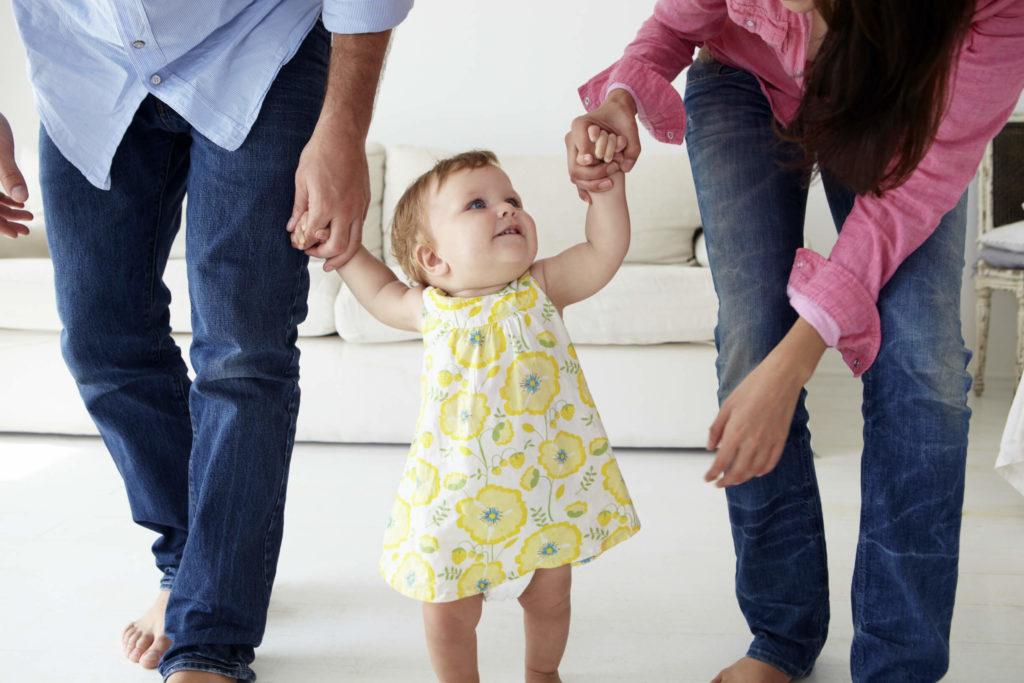 фото родители с дочерью