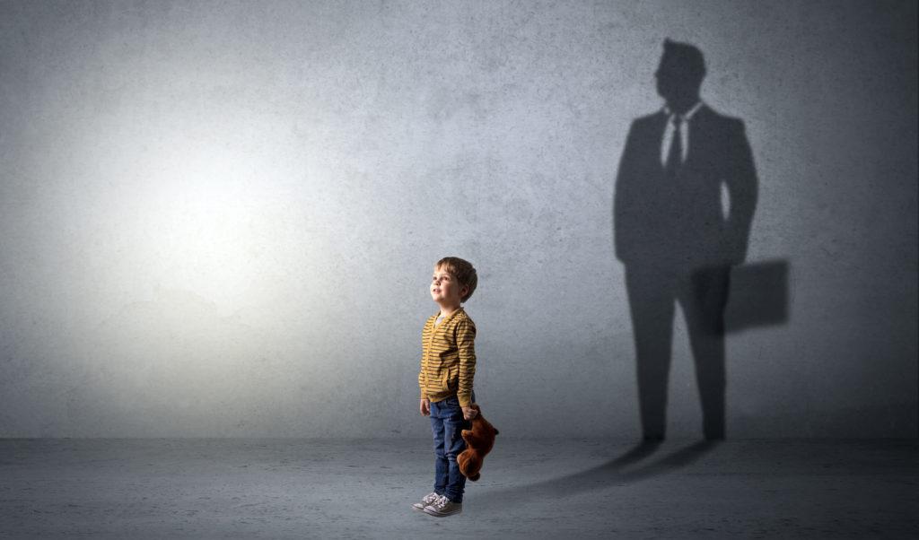 фото ребенок будущий менеджер
