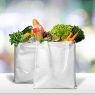 фото сумки с продуктами